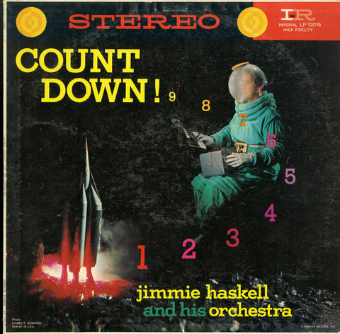Jimmie Haskell / Count Down!