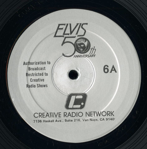 Elvis Presley / 50th Birthday Radio Special