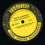 Sonny Rollins / Tenor Madness
