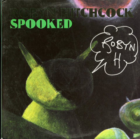 Robyn Hitchcock / Spooked