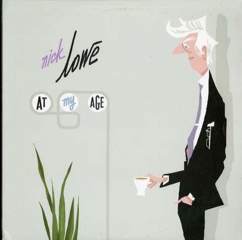 Nick Lowe / At My Age