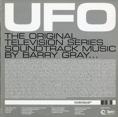 Barry Gray / UFO
