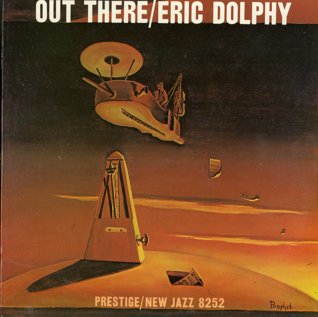 Eric Dolphy / Out There