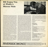 Bill Evans / At Shelly's Manne-Hole