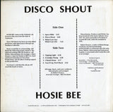 Hosie Bee / Disco Shout