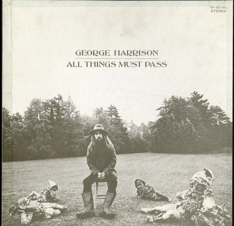 George Harrison / All Things Must Pass
