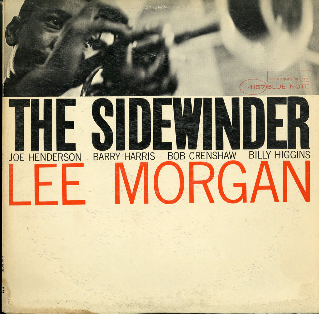 Lee Morgan / The Sidewinder