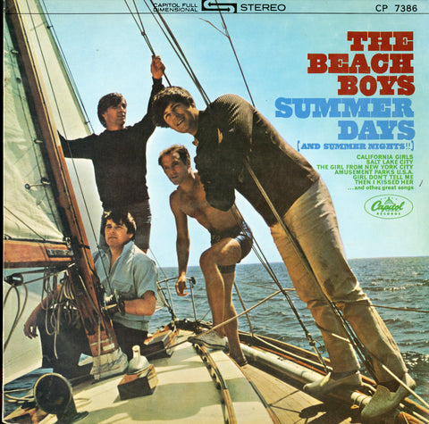 Beach Boys / Summer Days ( And Summer Nights!! )