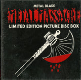 Various / Metal Massacre : Limited Edition Picture Disc Box