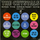 Crystals / Sing The Greatest Hits Volume 1