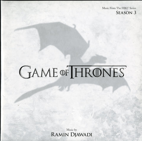 Ramin Djawadi / Game Of Thrones Season 3