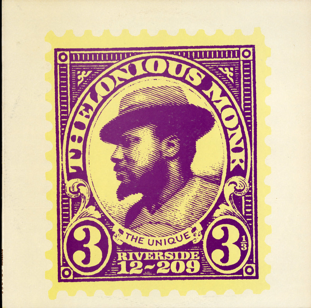 Thelonious Monk / The Unique Thelonious Monk