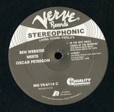 Ben Webster - Oscar Peterson / Ben Webster Meets Oscar Peterson