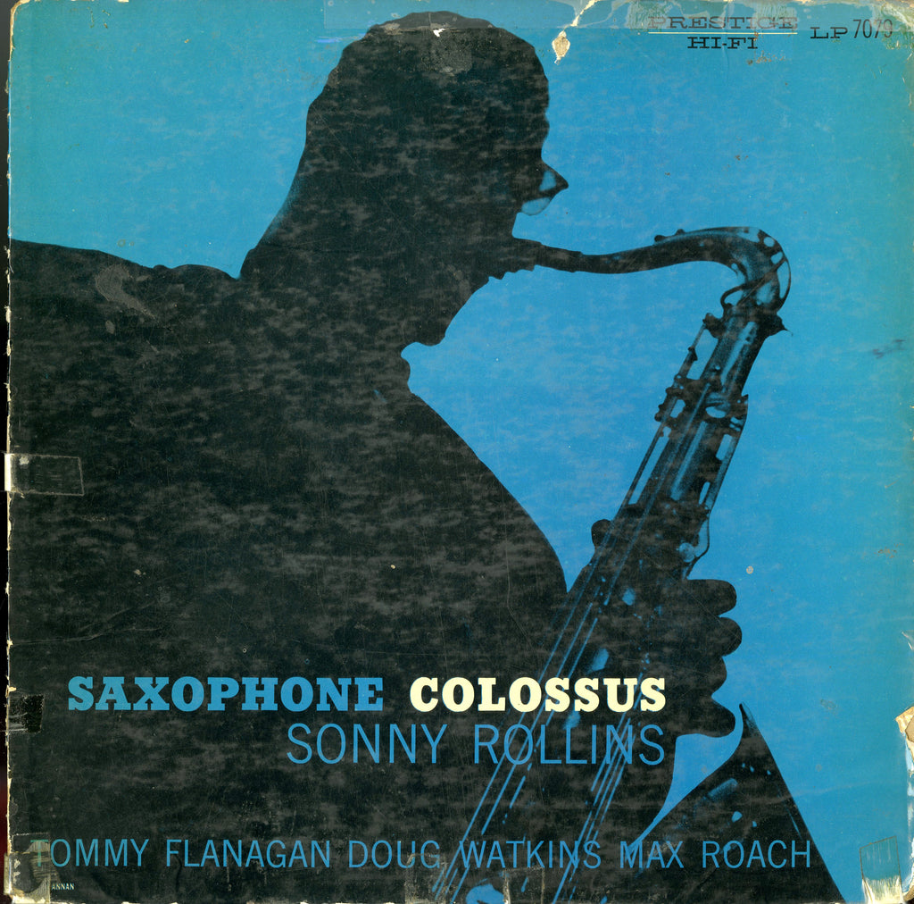 Sonny Rollins / Saxophone Colossus