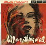 Billie Holiday / All Or Nothing At All