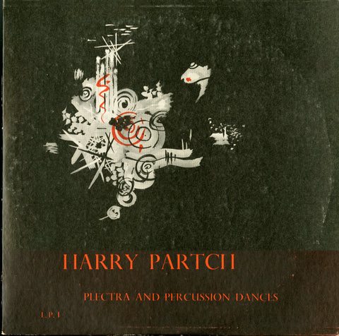 Harry Partch / Plectra And Percussion Dances