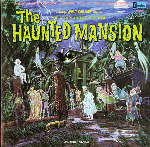 Walt Disney / The Haunted Mansion