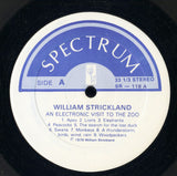 William Strickland / An Electronic Visit To The Zoo
