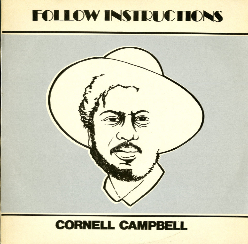 Cornell Campbell / Follow Instructions