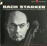 Janos Starker / Bach Suites For Unaccompanied Cello