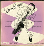 Don Byas / Tenor Sax Solos