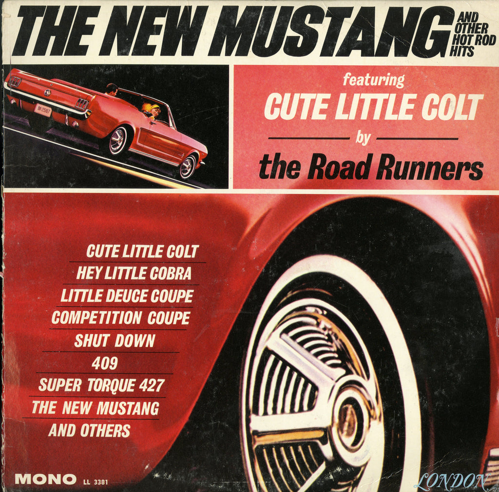 Road Runners / The New Mustang