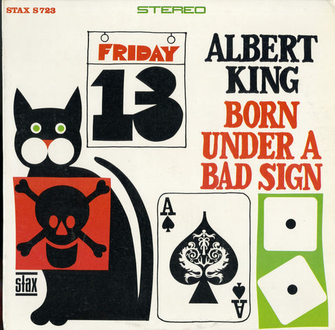 Albert King / Born Under A Bad Sign