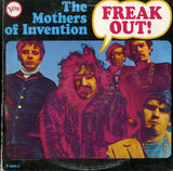 Frank Zappa - Mothers Of Invention / Freak Out!