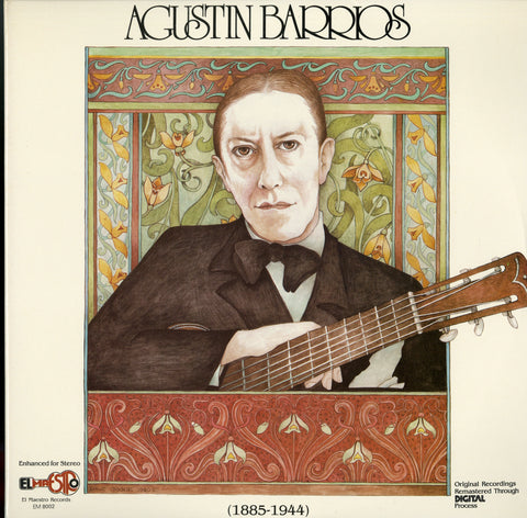 Agustin Barrios / 1885 - 1944