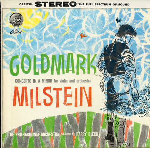Nathan Milstein / Goldmark : Concerto In A Minor
