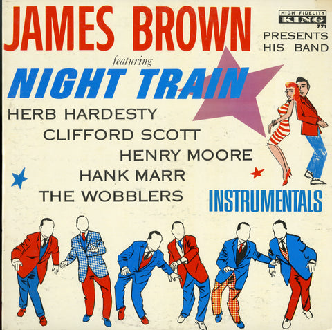 James Brown - Various / Night Train