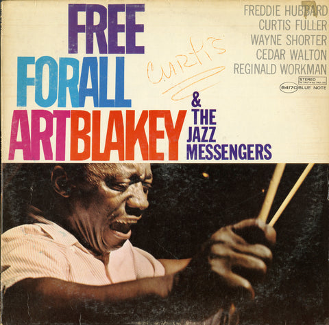 Art Blakey & The Jazz Messengers / Free For All