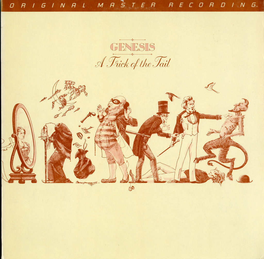 Genesis / A Trick Of The Tail