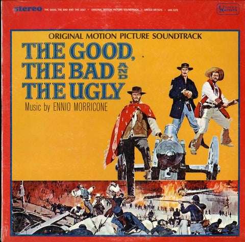 Ennio Morricone / The Good, The Bad And The Ugly