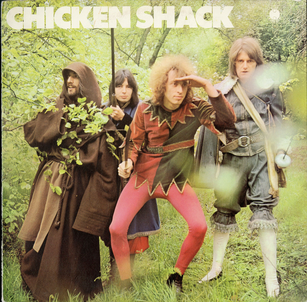 Chicken Shack / 100 Ton Chicken