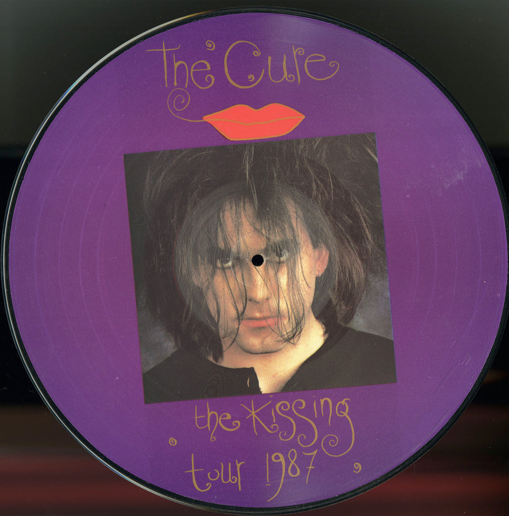 Cure / The Kissing Tour 1987