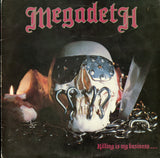 Megadeth / Killing Is My Business...