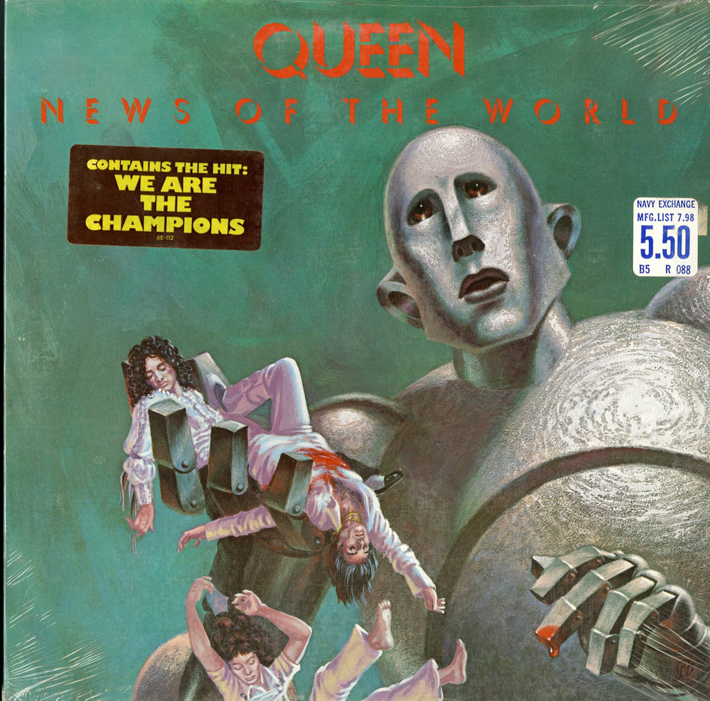 Queen / News Of The World