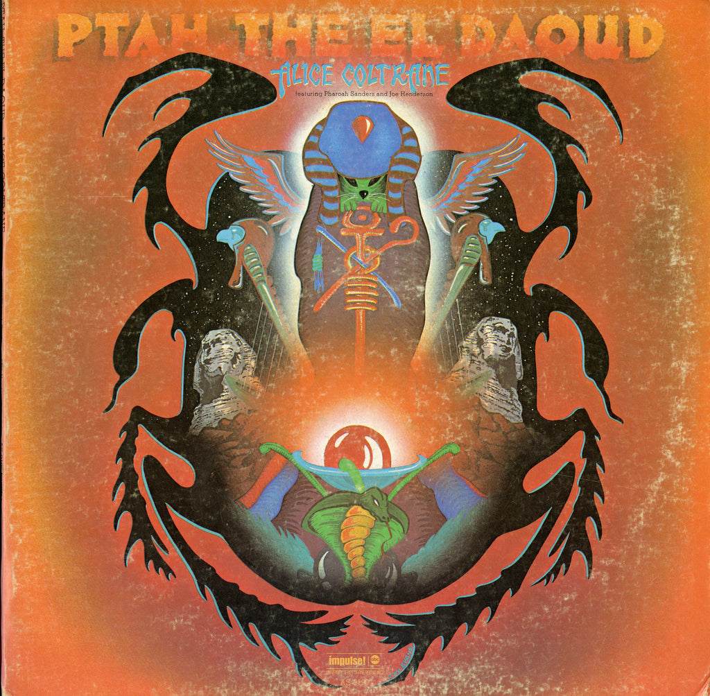 Alice Coltrane / Ptah, The El Daoud