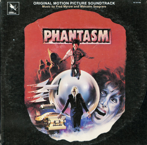 Fred Myrow - Malcolm Seagrave / Phantasm