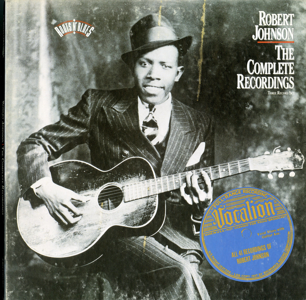 Robert Johnson / The Complete Recordings