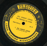 Prestige All Stars / All Night Long