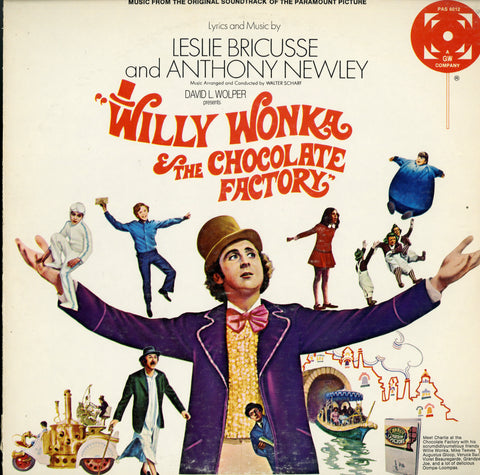 Leslie Bricusse & Anthony Newley / Willy Wonka & The Chocolate Factory