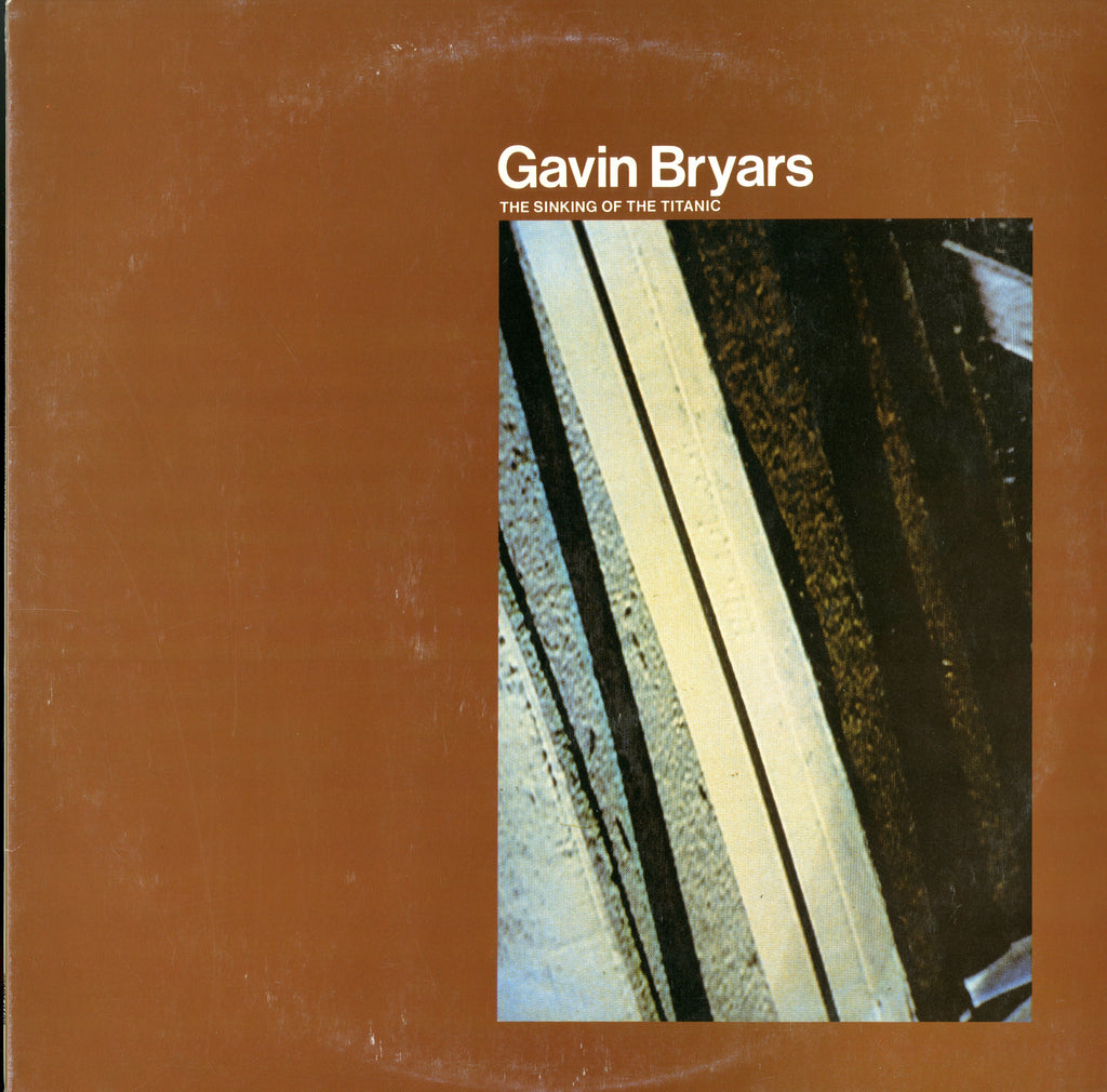 Gavin Bryars / The Sinking Of The Titanic