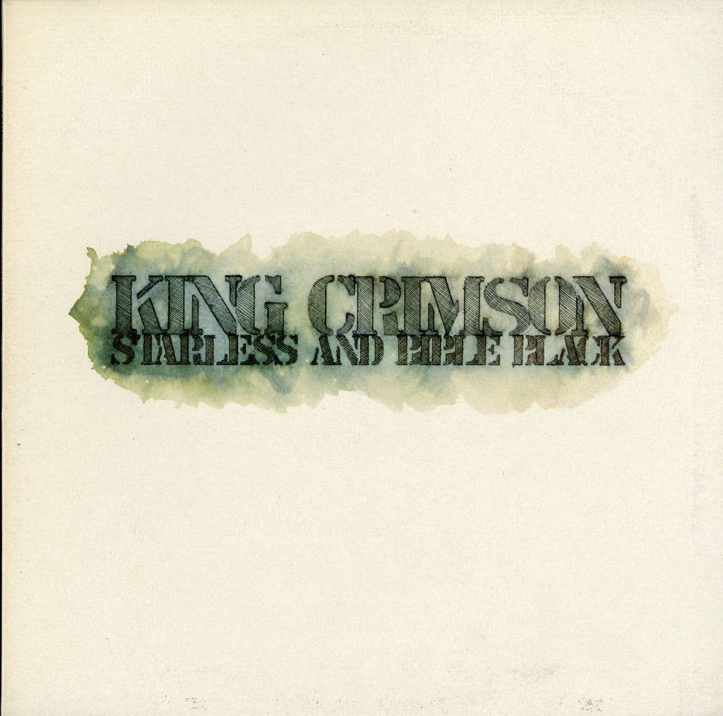 King Crimson / Starless And Bible Black