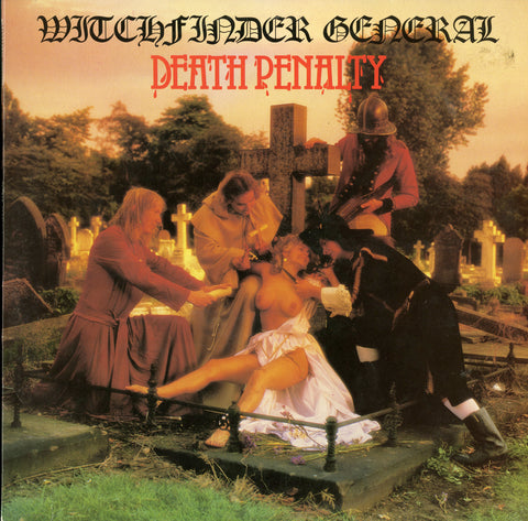 Witchfinder General / Death Penalty
