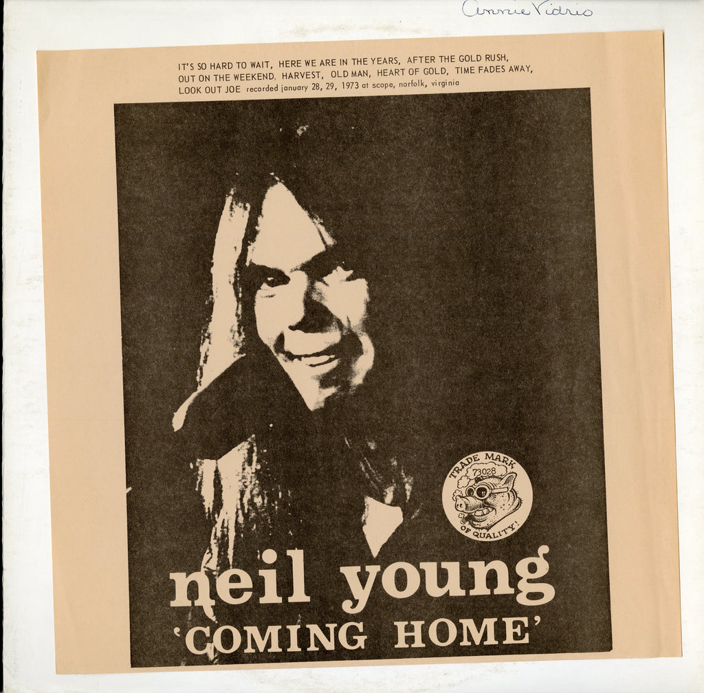 Neil Young / Coming Home