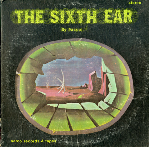 Nik Pascal / The Sixth Ear