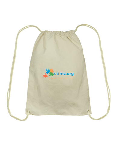 Stimz.org Drawstring Bag