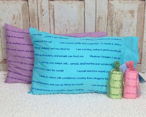 Keeping it Positive Pillow Cases